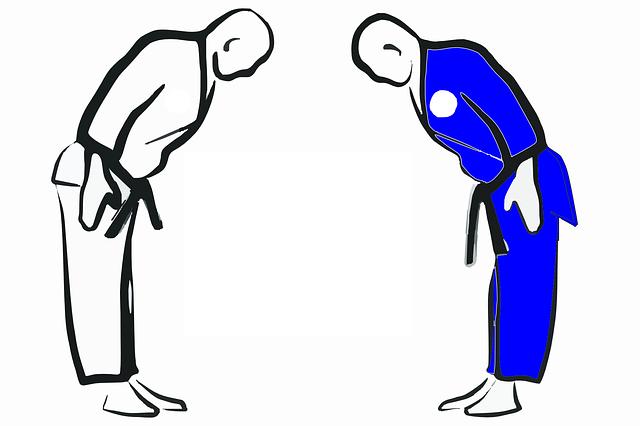 salut arts martiaux