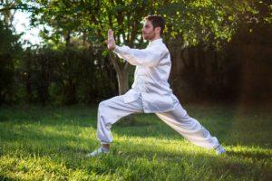 Les arts martiaux Chinois