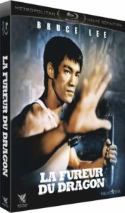 film bruce lee kung fu arts martiaux la fureur du dragon